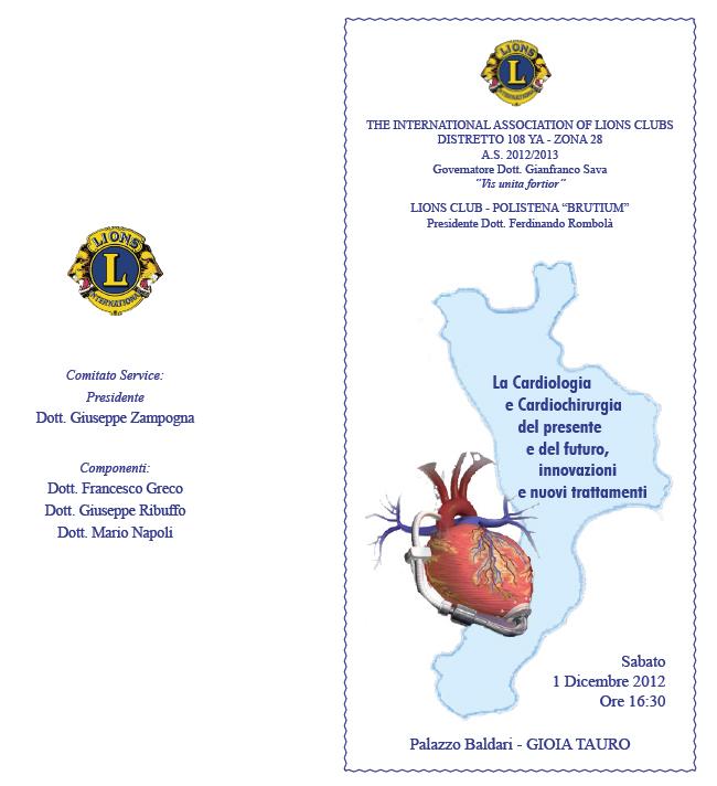 La cardiologia e cardiochirurgia del presente e del futuro, innovazioni e nuovi trattamenti