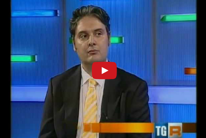 Prof. Giuseppe Nasso – TG3 Calabria